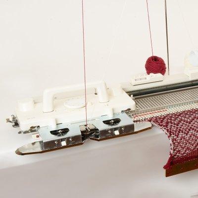 画像3: 太糸用パンチカード編み機 いとぼうちえ9 SK155