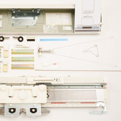 画像5: 太糸用パンチカード編み機 いとぼうちえ9 SK155