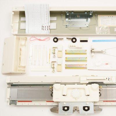 画像4: 太糸用パンチカード編み機 いとぼうちえ9 SK155