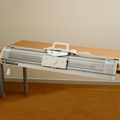 画像1: スタンダードリブニッター 編み機 SRP60N