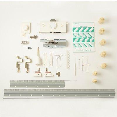 画像3: スタンダードリブニッター 編み機 SRP60N