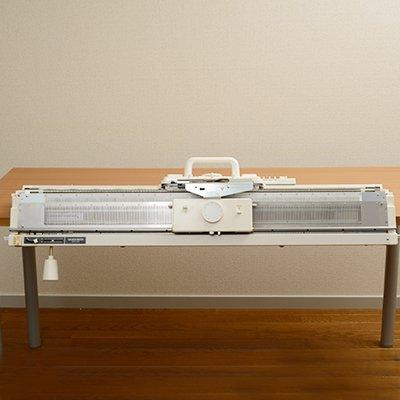 画像2: スタンダードリブニッター 編み機 SRP60N